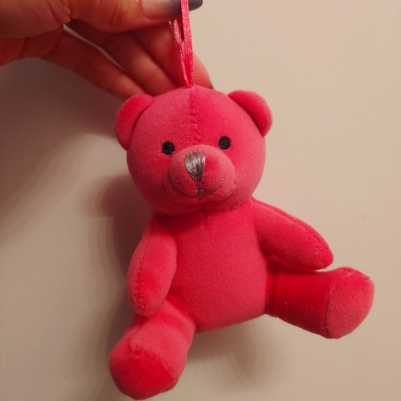 Victoria's Secret PINK bear ornament